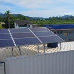 Instituto Carbono Brasil de Desenvolvimento - Projetos Luz Solar Florianópolis - Energia Solar