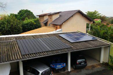 Quartos para aluguel com Energia Renovável