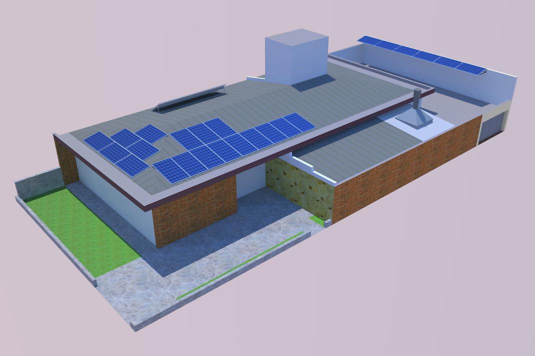 Sistema solar fotovoltaico resulta em redução de conta de luz – Em Projeto